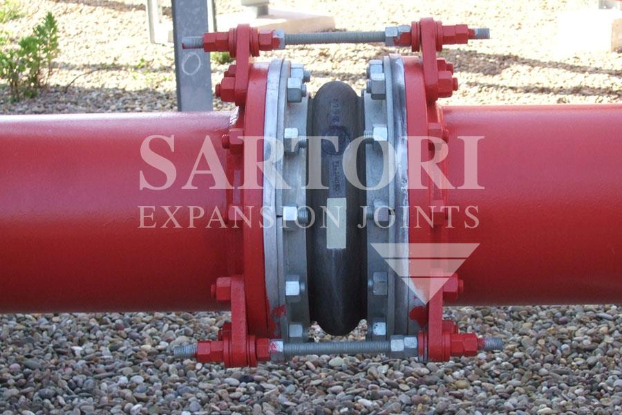 SARTORI & C S r l - Expansion Joints
